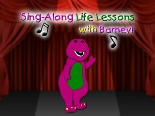 Barney Commercial #4 - Sing-Along Life Lessons (2007)