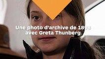 Une photo de Greta Thunberg prise il y a 121 ans prouve qu'elle voyage dans le temps