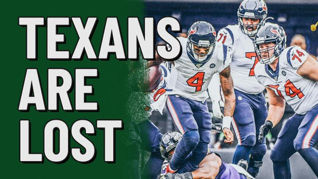 Verderame says Texans looked lost vs Ravens | Stacking the Box