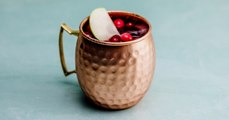Apple Cranberry Moscow Mule Cocktail Recipe - Liquor.com