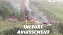 Une explosion dans une usine de feux d'artifice fait plusieurs morts en Italie