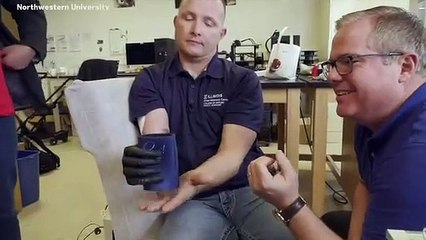 Scientists Create Virtual Reality Device Which Communicates Touch