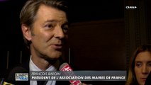 Congrès des maires : la rencontre entre le président et François Baroin