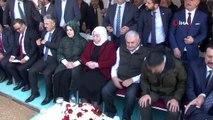 Bakan Pakdemirli ve Binali Yıldırım 850 bin fidanın dikildiği törende buluştu