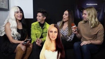 Mónica Naranjo - Entrevista con Los Jonas Vloggers - 20.11.19