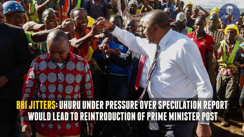 Uhuru feels BBI heat| ODM dumps Kalonzo| Pumwani outpatient services: Your Breakfast Briefing