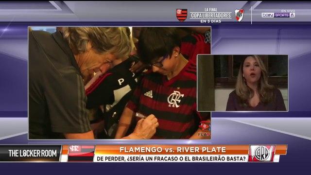 Novedades de Flamengo rumbo a la Final de la Libertadores