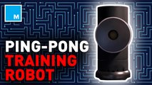 This training robot may make you better at ping pong — Strictly Robots