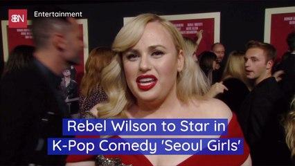 Rebel Wilson And 'Seoul Girls'
