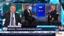 What's up New York: Medtech, Tissium lève 39 millions d'euros - 20/11