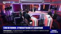 Cyberattaque et chantage au CHU de Rouen - 20/11