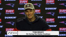 Tom Brady 'Hasn't Liked Cowboys Since Coming Out Of The Womb'