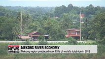 Economic potential of five ASEAN countries along Mekong River