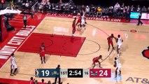Stephan Hicks Posts 11 points & 11 rebounds vs. Windy City Bulls