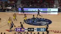 Jordan McLaughlin Posts 16 points & 12 assists vs. South Bay Lakers