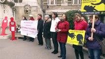 Hungria tem dos números mais elevados de violência contra as mulheres