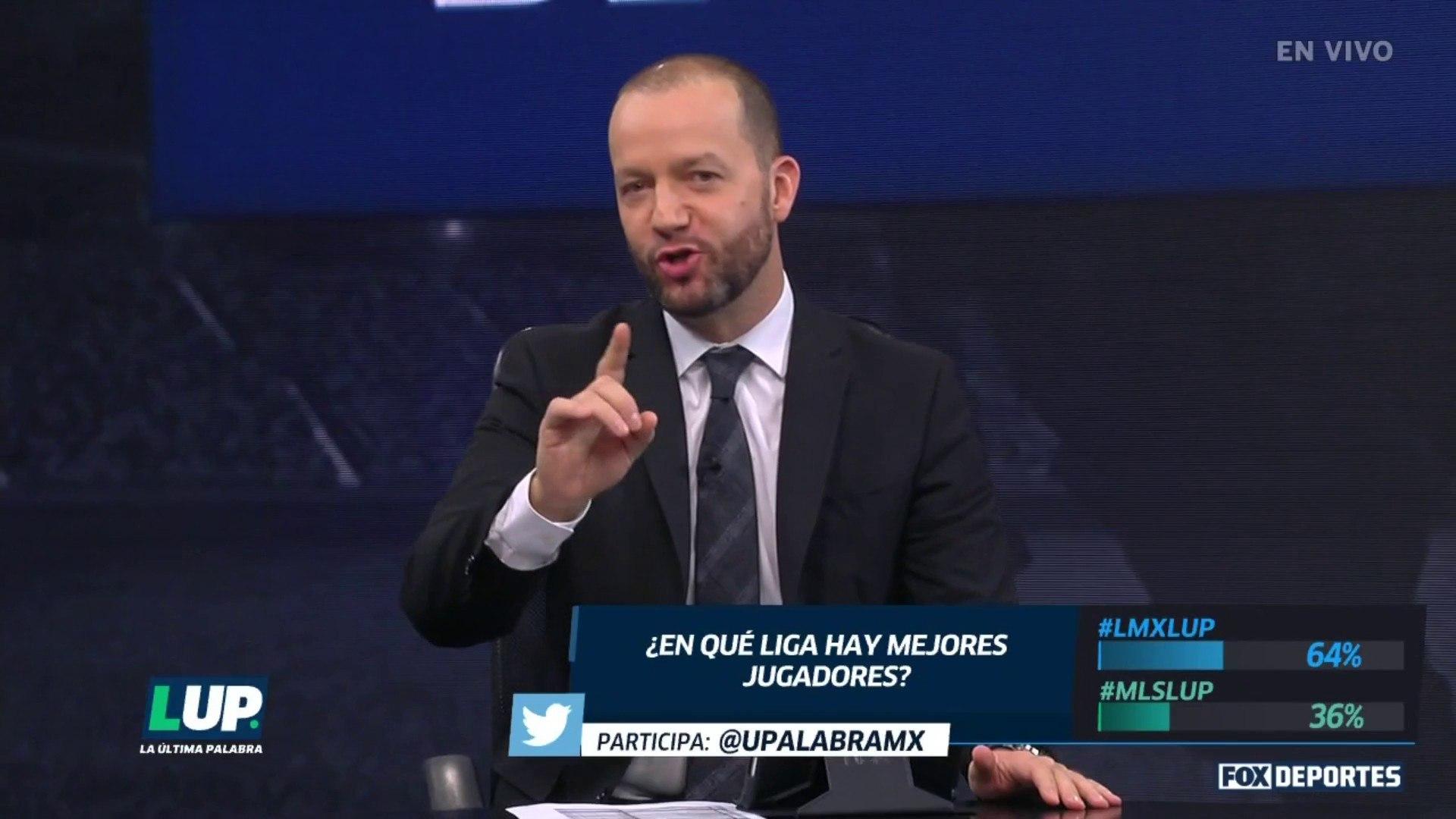 LUP: Alejandro Blanco 'borra' 10 equipos de la Liga MX