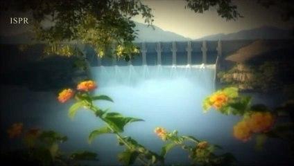 Aye Watan Hum Hain Teri Shama ke Parwanon Main   Masood Rana (ISPR Official Video)