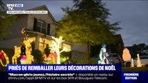Au Texas, une famille a été priée de retirer ses décos de Noël... installées trop en avance