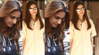 Spotted: Disha Patani at a veterinary clinic at Khar and Diana Penty at Matrix office