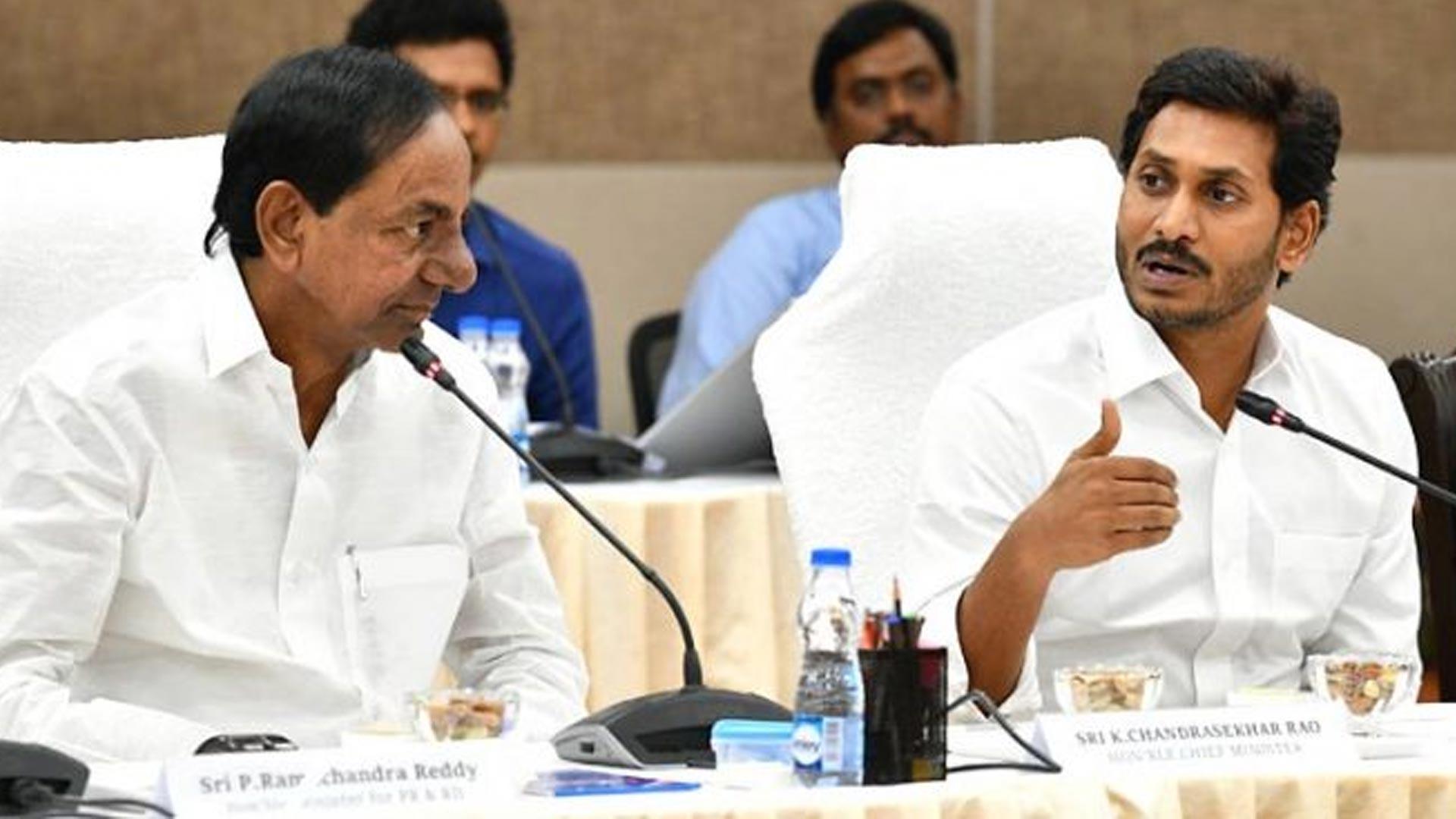 Issue Between TS CM KCR & AP CM YS Jagan || స్నేహ బంధం తెగిపోయిందా ..? || Oneindia Telugu