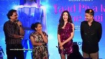 Celebration of Divya Khosla Kumar's latest track 'Yaad Piya Ki Aane Lagi'