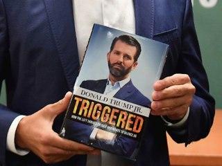 Verkäufe manipuliert? Buch von Trump Jr. wird zum Bestseller