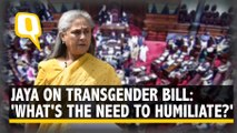 Winter Session: Jaya Bachchan requests revision in the Transgender Bill