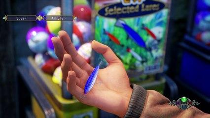 Shenmue 3 : gameplay, découverte du jeu pad en main