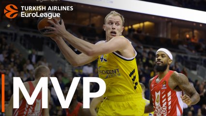 Round 9 co-MVPs: Nick Calathes, Luke Sikma