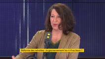"""Réforme des retraites : """"Ce sont des revendications très corporatistes"""" de syndicats qui """"veulent garder leurs avantages acquis"""" a déclaré Agnès Buzyn"""