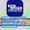 On a testé l'appli MonCompteFormation