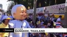 Le pape François en Thaïlande, 350 ans après la première visite papale