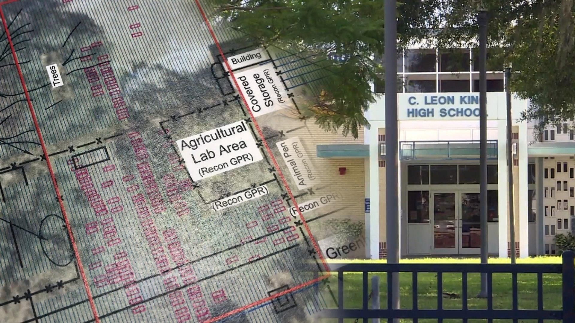 145 Coffins Found Underneath Florida High School