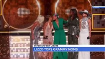 Lizzo's Grammy Nomination, Alison Hammond Love, ImACeleb Identity Reveal!