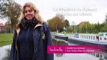 La Province de Hainaut encourage les talents