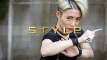 STYLE MEETS: the 'female Bruce Lee' and Wu Assassins star JuJu Chan