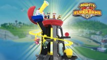 MIGHTY LOOKOUT TOWER from Paw Patrol Mighty Pups Super Paws
