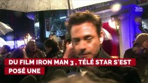 Combien de fois Robert Downey Jr. a-t-il interprété Iron Man ?