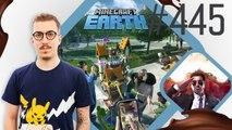 MINECRAFT EARTH est sorti ! | PAUSE CAFAY #445