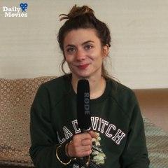 """""""Les Éblouis"""" : Sarah suco en interview"""