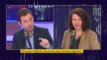 """Plan hôpital, réforme des retraites... le """"8h30 franceinfo"""" d'Agnès Buzyn"""