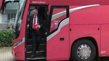 Labour bus arrives in Birmingham for manifesto launch
