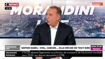 """Morandini Live - Sophie Darel agressée sexuellement : """"il aimait bien les petites filles"""" (vidéo)"""