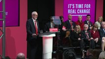Corbyn: 'Labour will create one million new green jobs'