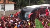 La folle ambiance à Flamengo avant la finale de Copa Libertadores