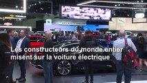 Salon automobile de Los Angeles : tout pour l'électrique