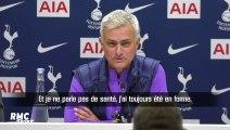 "Tottenham : ""Je me sens plus fort"" assure Mourinho pour son retour"
