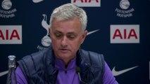 Mourinho pays tribute to Pochettino
