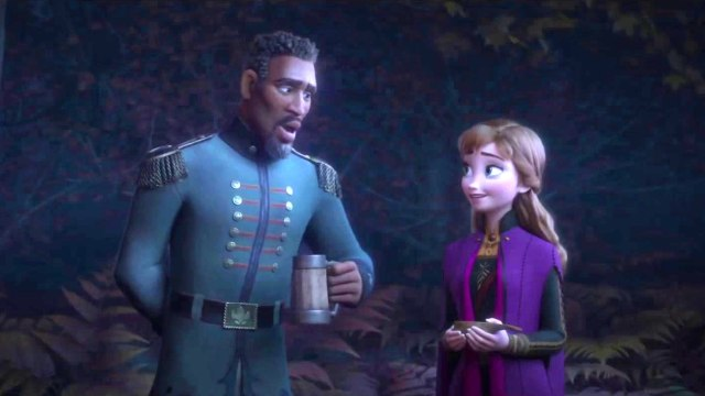 Frozen II: Beyond Arendelle (Featurette)